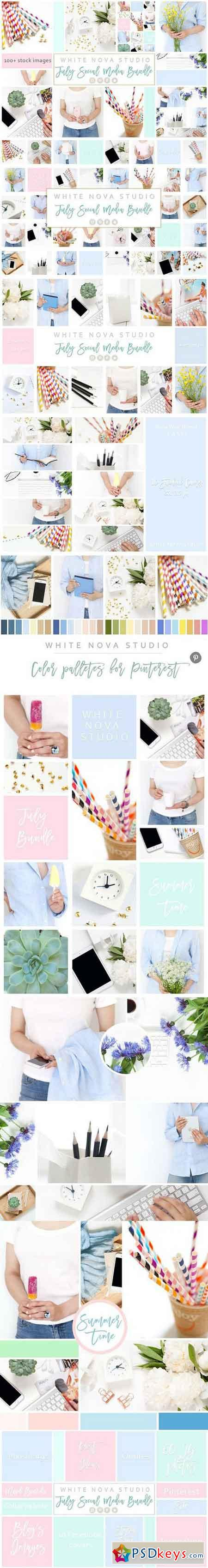 Big Social Media Bundle #1 1659969