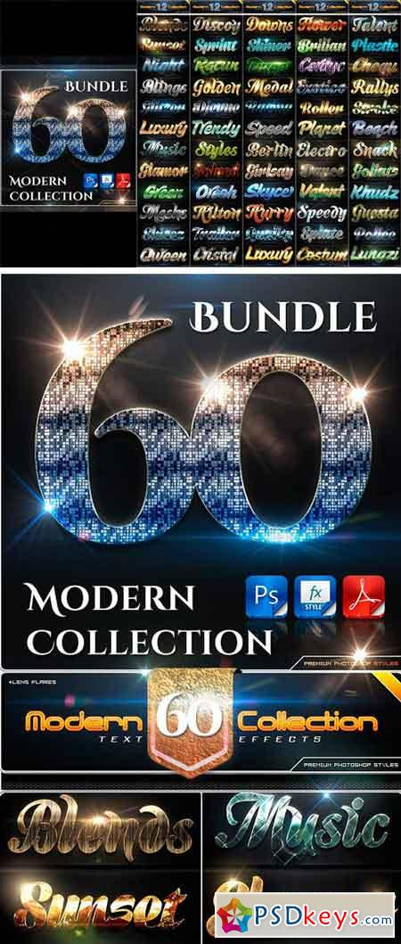 60 Modern Collection 1722416