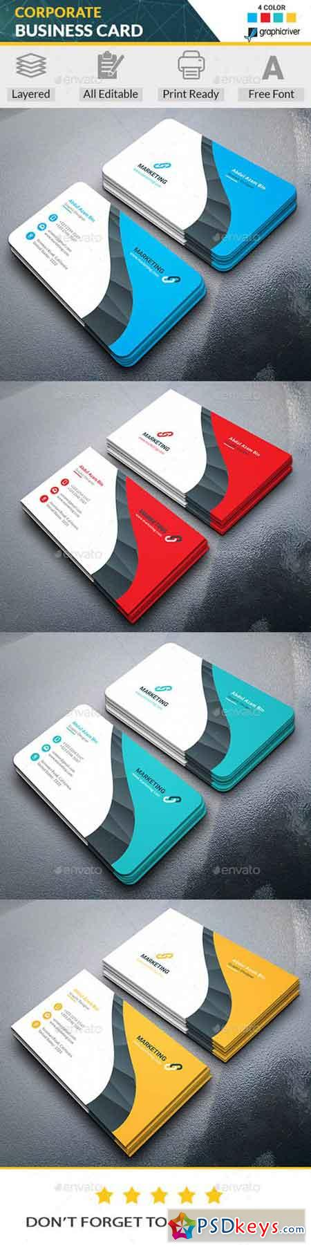 Business Cards 20469927