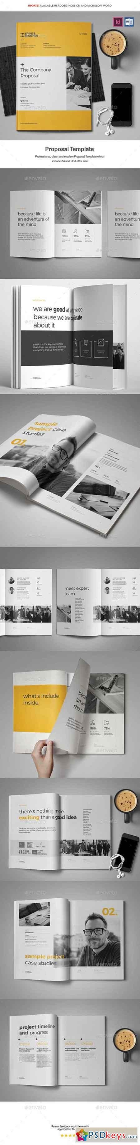 Web Design Proposal 18122617
