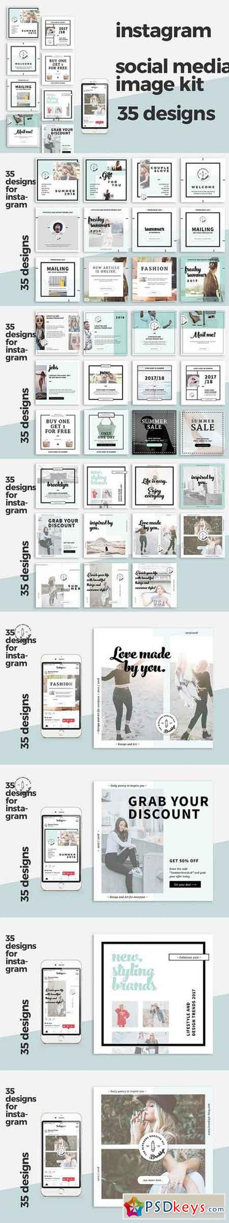 Instagram Templates 1644017