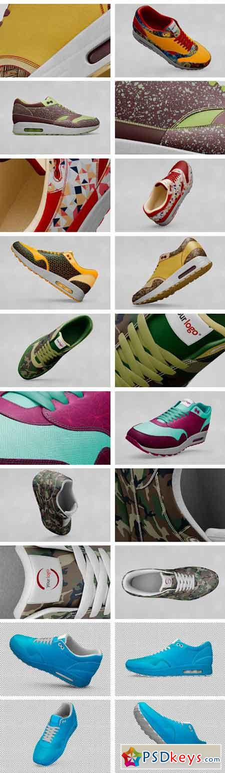 detailed look 1f7ff 8e26a Bundle Nike Air Max Ultra 2.0 Mockup 1725267