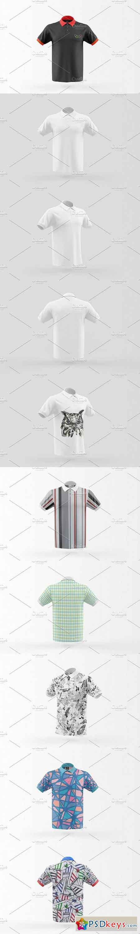 Shirt Mockup Pack 1644756