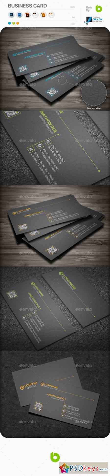 Business Card 20440404