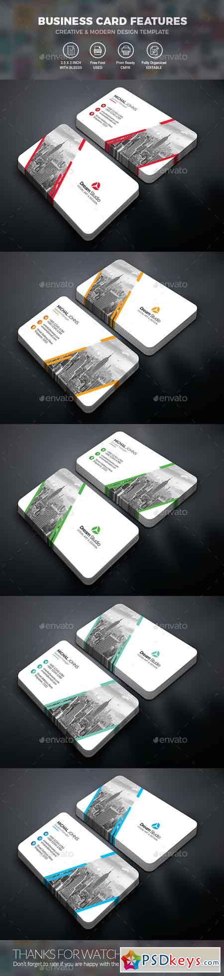 Business Cards 20440767