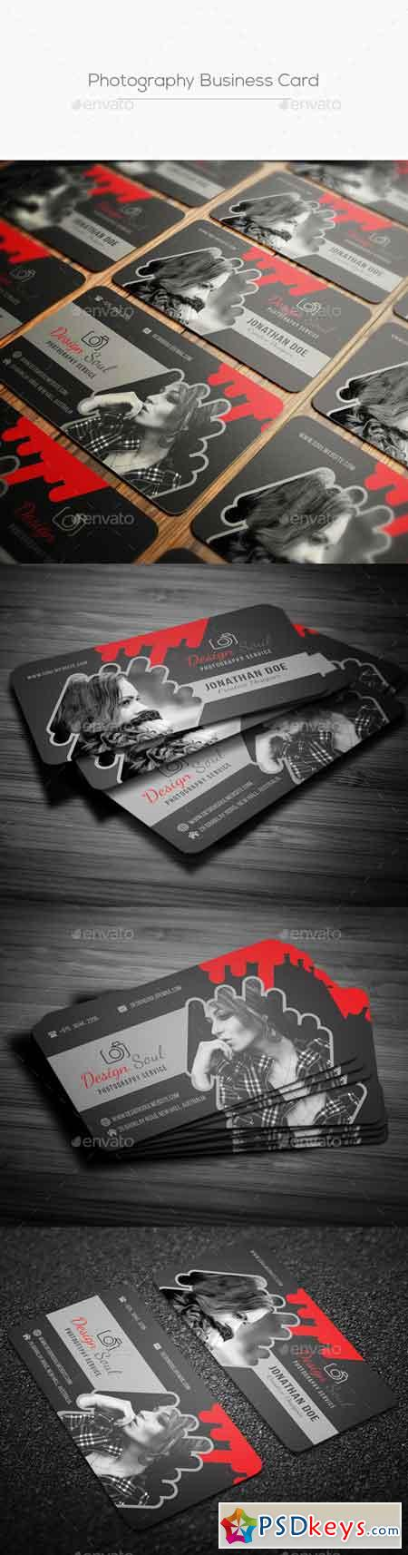 Photography Business Card 20429735