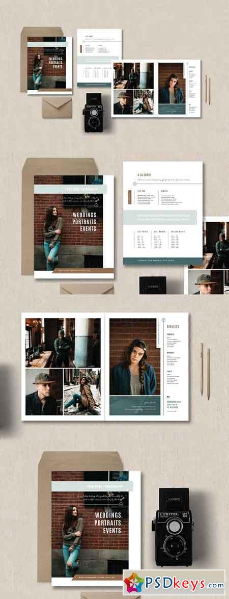 Photographer Pricing Guide Set 1756808