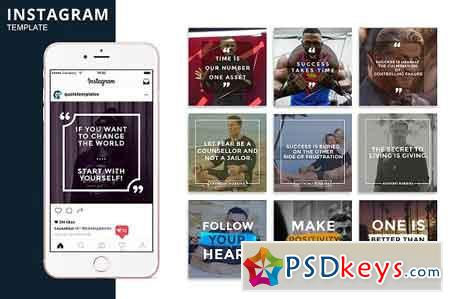 Instagram - Frame Quote Template 1754965