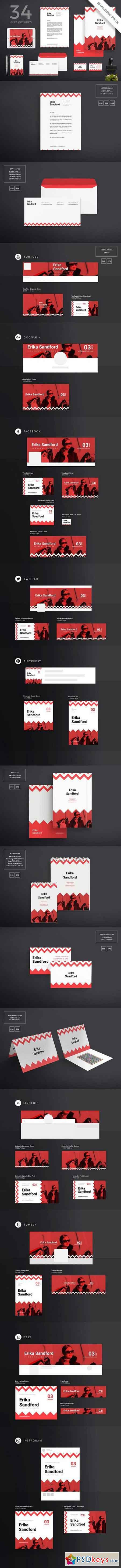Branding Pack Fashion & Style 1485719