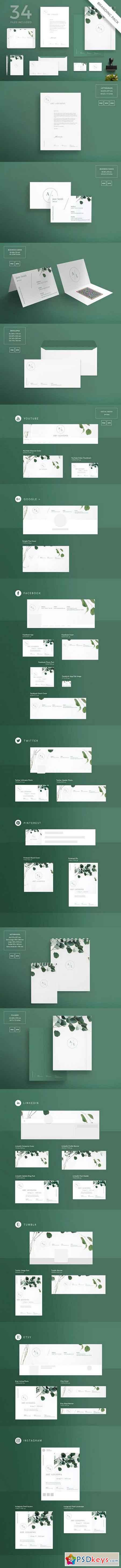 Branding Pack Art Lessons 1485035