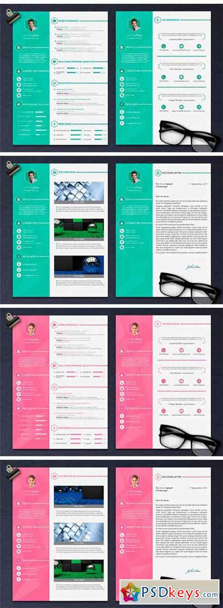 resume template hexagon 1707416  u00bb free download photoshop vector stock image via torrent