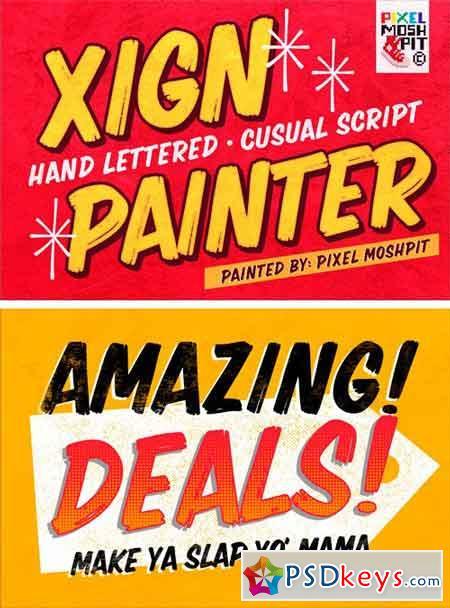 Xign Painter 1710073