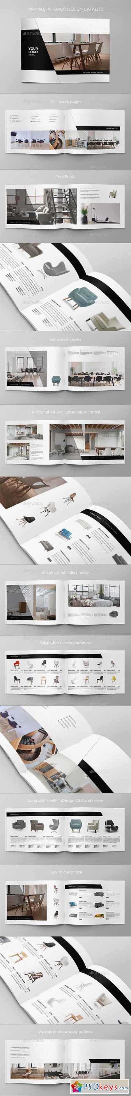 Minimal Interior Design Catalog 20507492