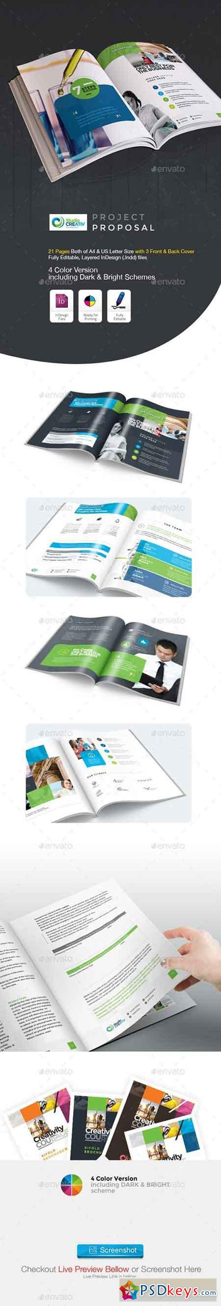 Creative Project Proposal 9563949