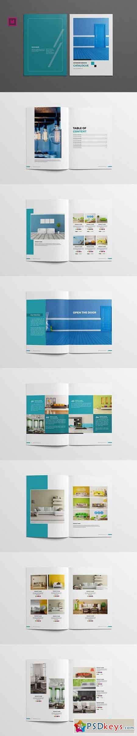 Interior Design Catalog 1730149
