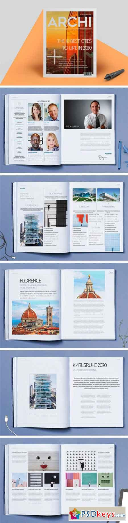 Architecture Magazine 1740108