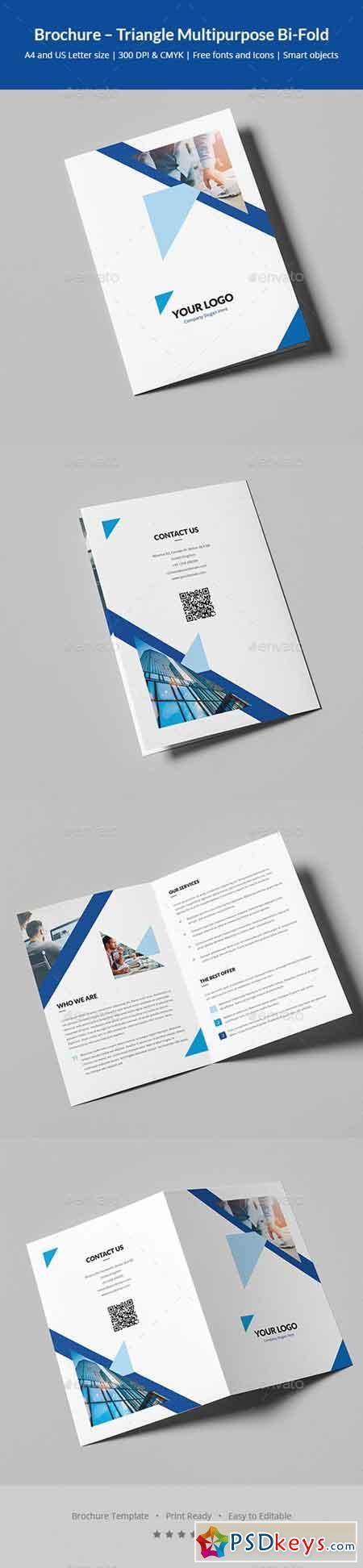 Brochure – Triangle Multipurpose Bi-Fold 20592047