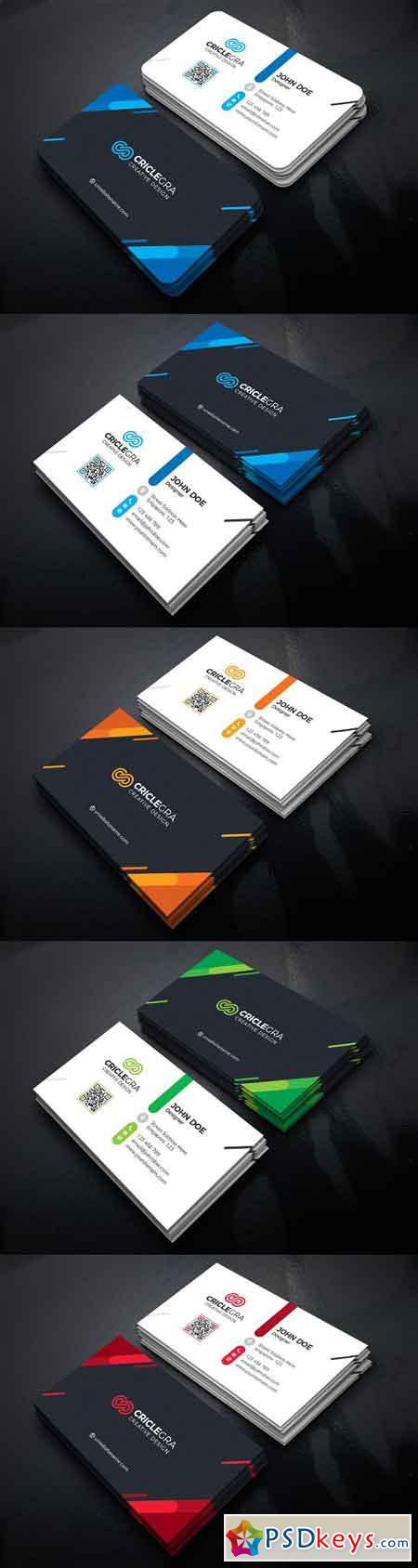 Creative Business Card 1827632