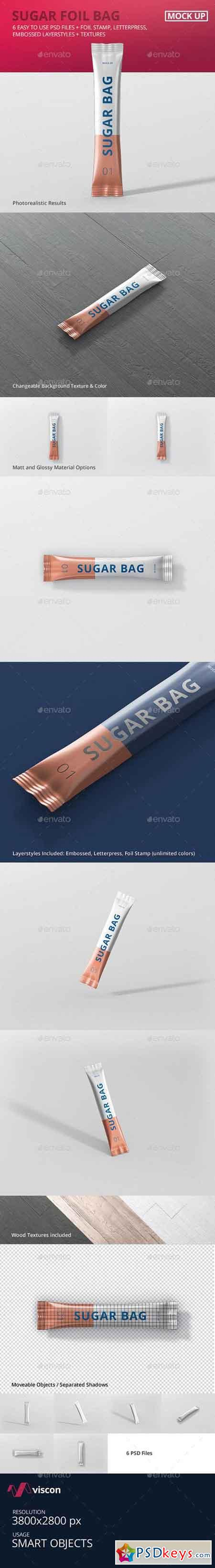 Sugar Bag Mockup 20602302