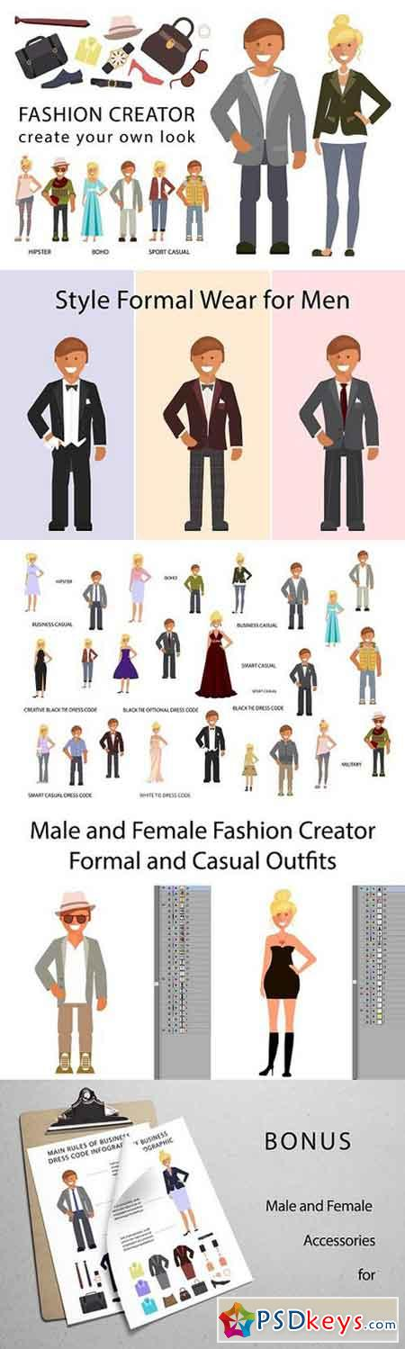 Fashion Look Creator 1780068