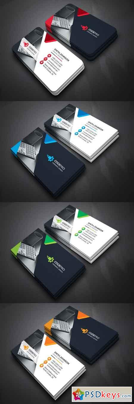Business Card 1848005
