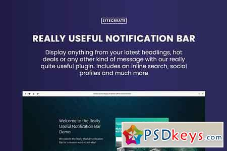Really Useful Notification Bar 1850691