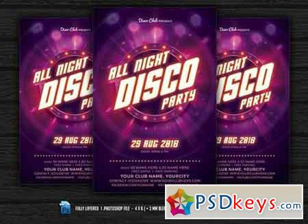 All Night Disco Party 1417733