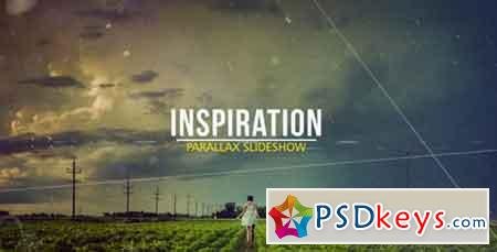 Inspiration Parallax Slideshow 16154648 - After Effects Projects