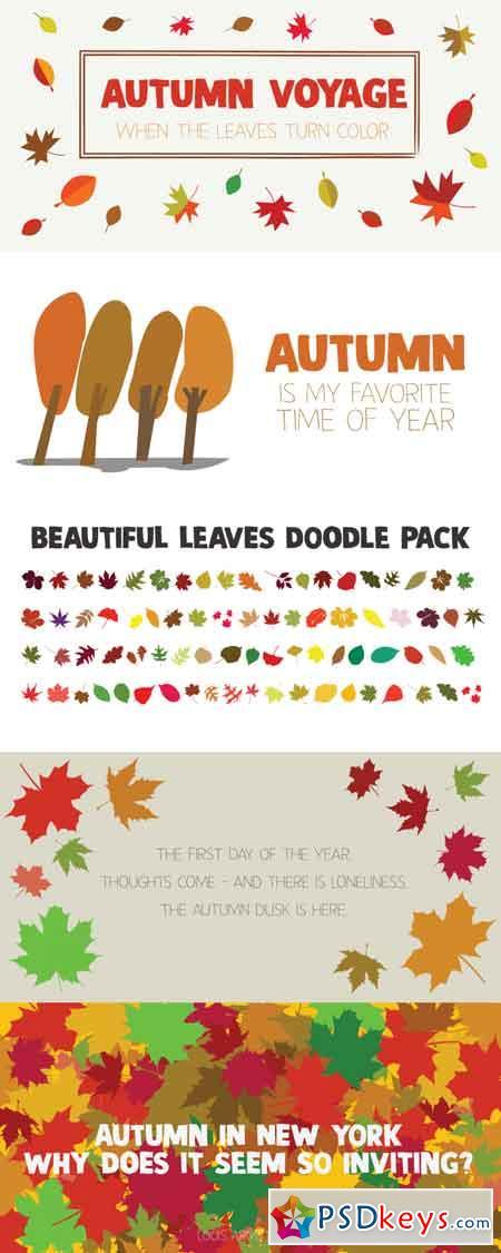 Autumn Voyage Font Family - 5 Fonts
