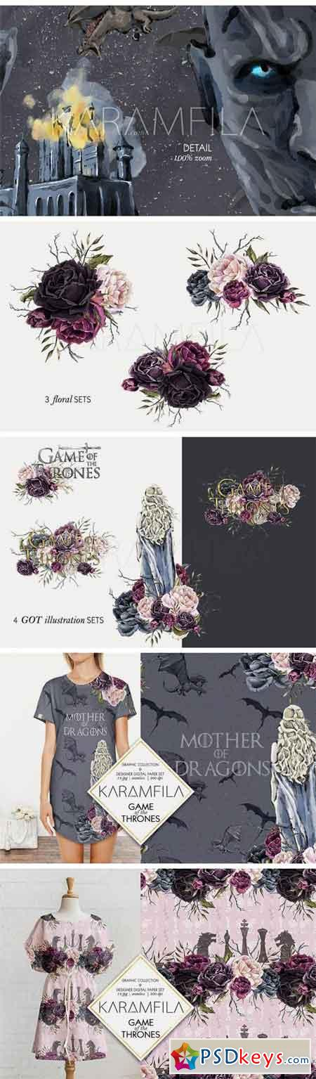 Game Of Thrones Clipart 1804192