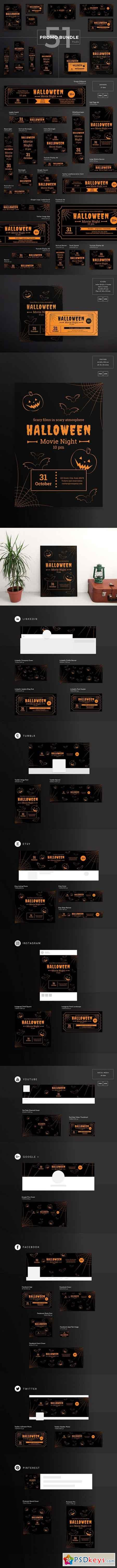 Promo Bundle Halloween 1819314