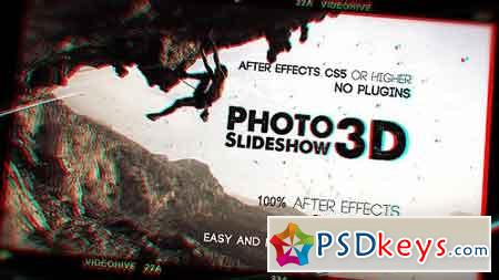 Photo Slideshow 3D 20542753 - After Effects Projects