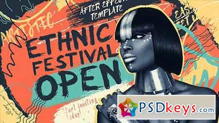 Ethnic Festival Open 20556600 - After Effects Projects