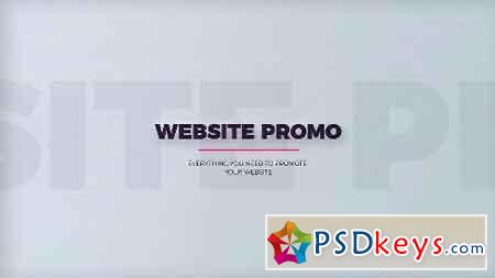 Website Promo 19923747 - After Effects Projects