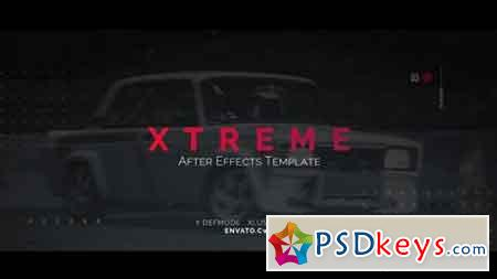 Xtreme Opener 20647146 - After Effects Projects