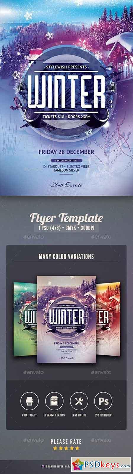 Winter Flyer 9720507