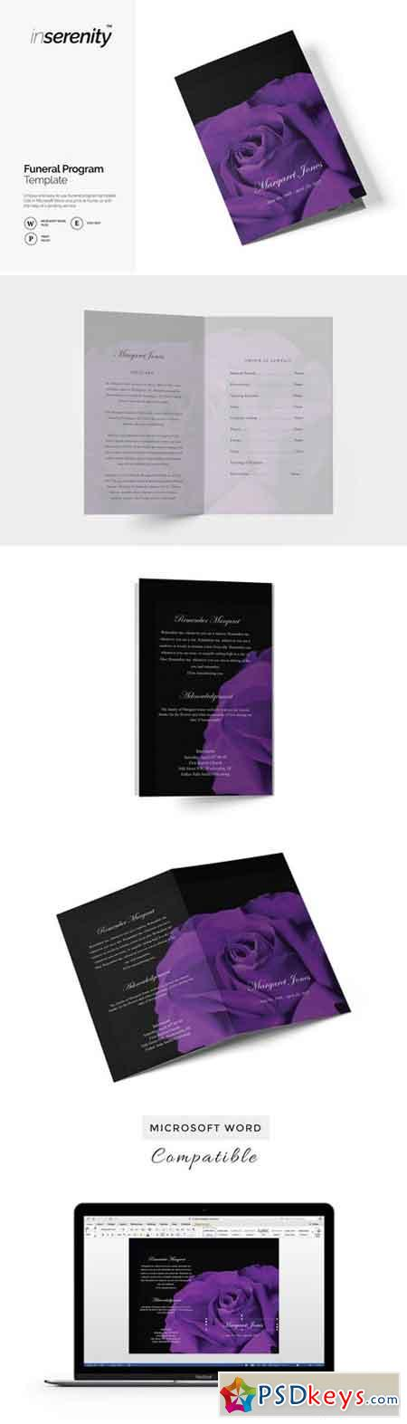 Funeral Templates 1825899