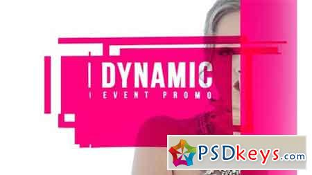 Dynamic Event Promo 1821653
