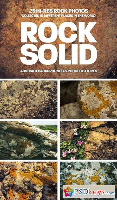 Rock Solid - Rock & Stone Collection 1865062