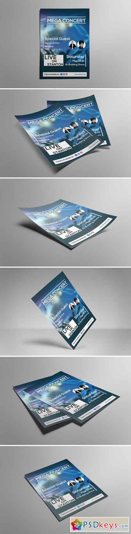 Concert » Free Download Photoshop Vector Stock image Via Torrent ...