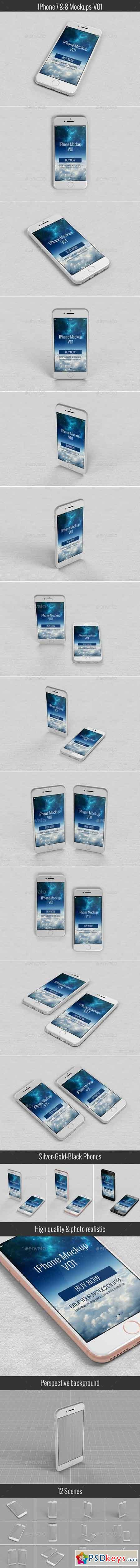 Phone Mock-Up Templates 20733120