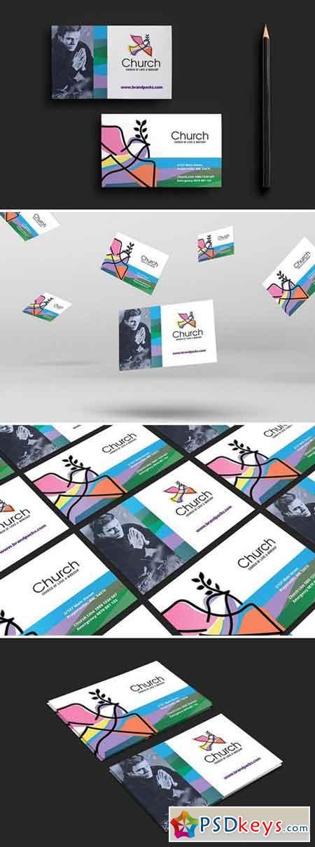 Modern church business card template 1682320 free download modern church business card template 1682320 colourmoves