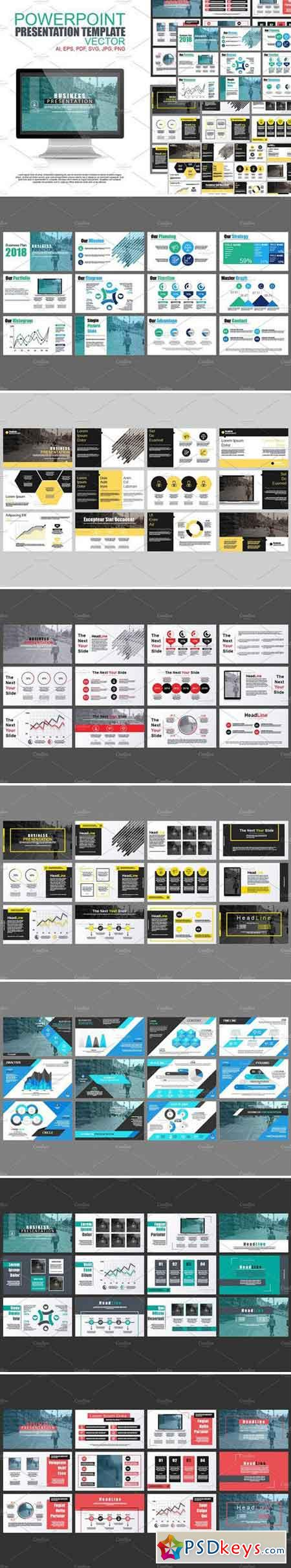 Powerpoint Presentation Templates 1883959