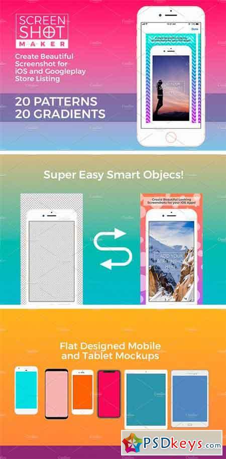 Screenshot Maker - iOS and Android 1883098