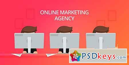 Online Marketing Agency 10470024 - After Effects Projects