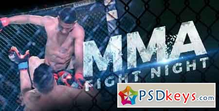 MMA Fight Night 16081693 - After Effects Projects
