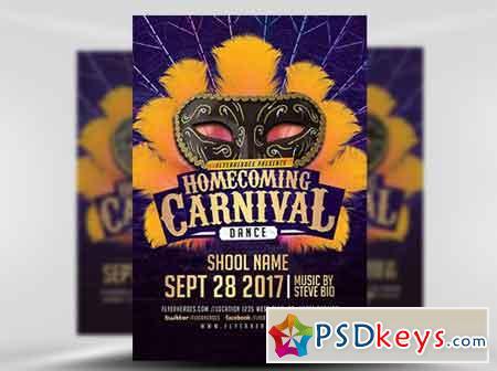 Homecoming Carnival 2017-2