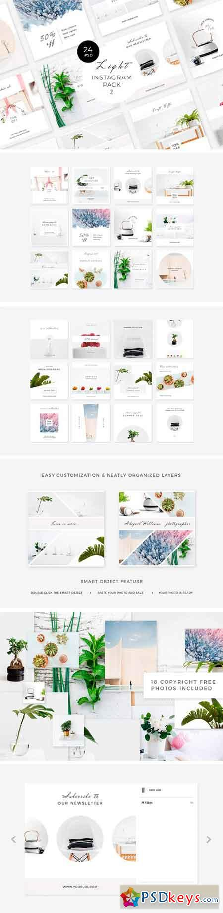 Light Instagram Pack 2 1922550
