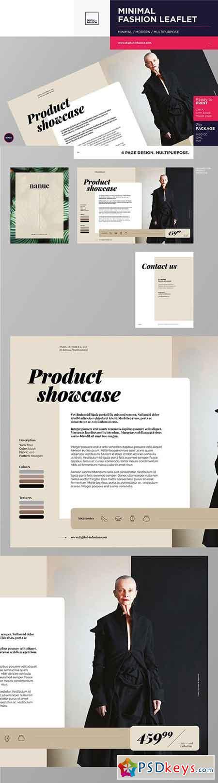 NANUC - Fashion Leaflet