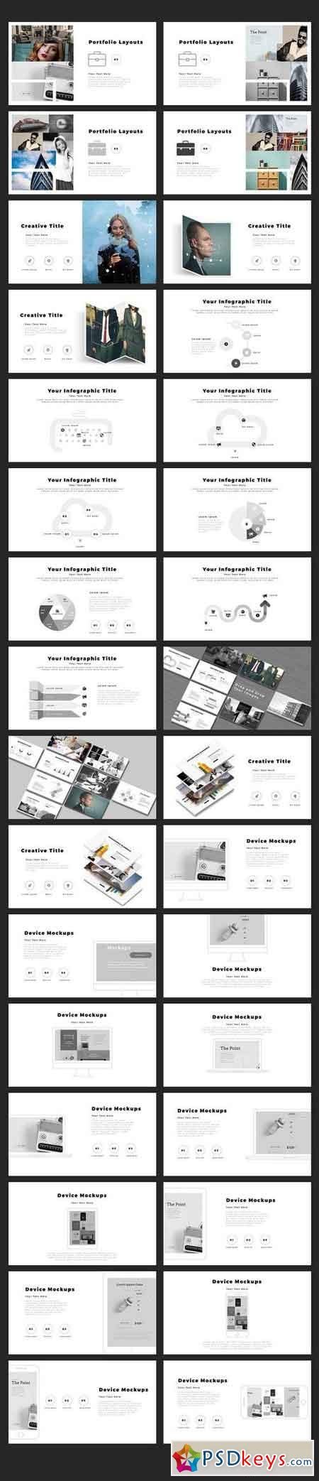 LANA PowerPoint Template 1925116